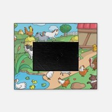 Farm Animals Picture Frame
