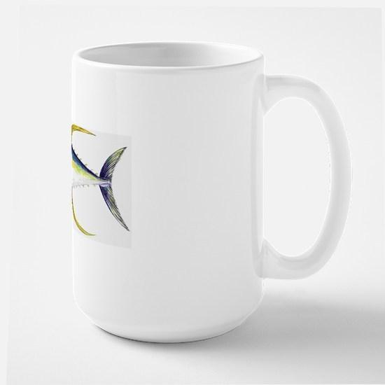 YELLOWFIN_TUNA Large Mug