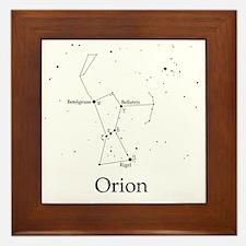Orion Framed Tile