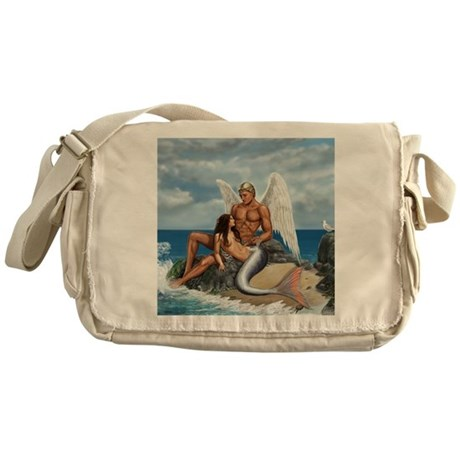 but where would they live covered Messenger Bag