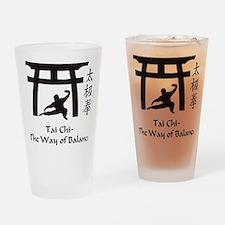 Phil Tai Chi The Way of Balance 201 Drinking Glass