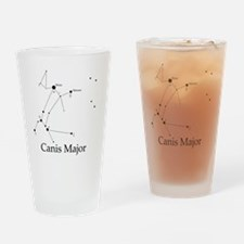 Canis Major Drinking Glass