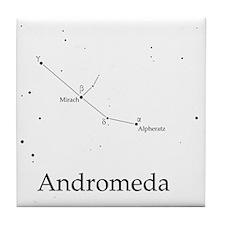 Andromeda Tile Coaster
