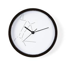 Canis Major Wall Clock