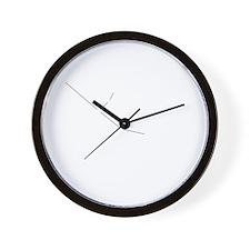 Andromeda Dark Wall Clock