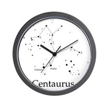 Centaurus Wall Clock