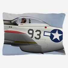 P51D_redtail Pillow Case