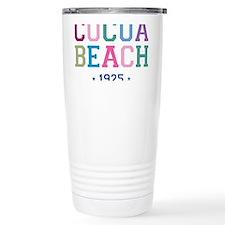 Cocoa Beach 1925 B Travel Mug