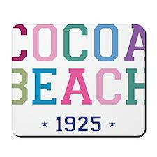 Cocoa Beach 1925 B Mousepad