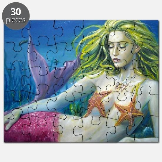 maroon merm Puzzle
