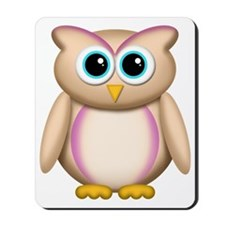 Cute Owl Mousepad
