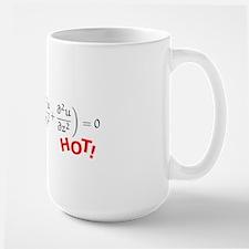heat_equation-apron Mug