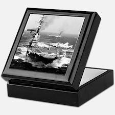 fdr cva framed panel print Keepsake Box