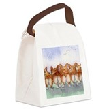 Welsh corgi Lunch Sacks