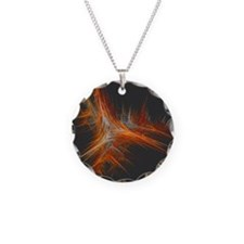 Astral-Flame-poster-iPad 2 Necklace