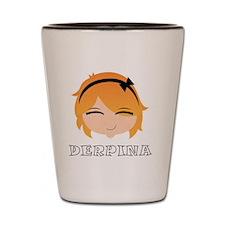 Derpina Shot Glass