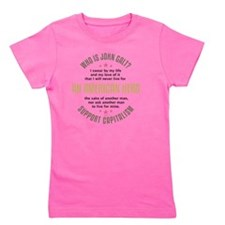 april11_john_galt_hero_2 Girl's Tee