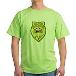 Navajo PD Specops Green T-Shirt
