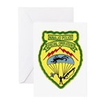 Navajo PD Specops Greeting Cards (Pk of 10)