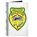 Navajo PD Specops Journal