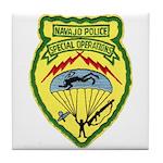 Navajo PD Specops Tile Coaster