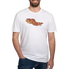 Bacon Or Wrong White Shirt