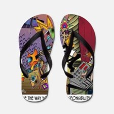 7567_audio_cartoon Flip Flops