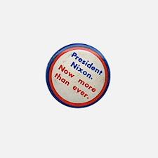 OldNixonButton250 Mini Button