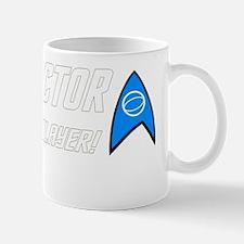 Doctor White Mug