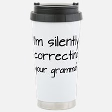 grammar3 Travel Mug