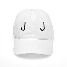 The Letter J Baseball Cap