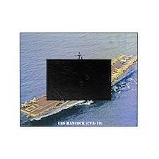 hancock framed panel print Picture Frame