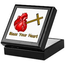 Bless Your Bloody Heart Keepsake Box