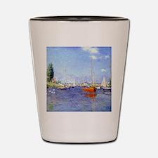 12mo Monet 10 Shot Glass