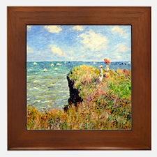 12mo Monet 3 Framed Tile