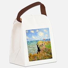 12mo Monet 3 Canvas Lunch Bag