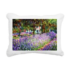 12mo Monet 9 Rectangular Canvas Pillow