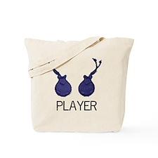 castanetplayerstandard Tote Bag