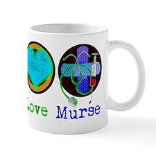 peace_love_murse Mug