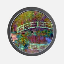 12mo Monet 13 Wall Clock
