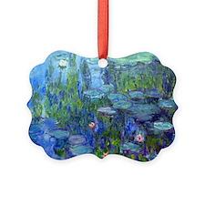 12mo Monet 20 Ornament