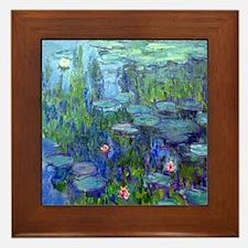 12mo Monet 20 Framed Tile
