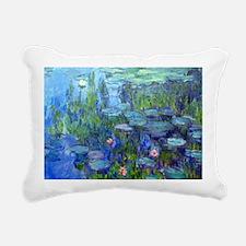 12mo Monet 20 Rectangular Canvas Pillow