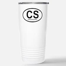 cs_czechoslovakia Stainless Steel Travel Mug
