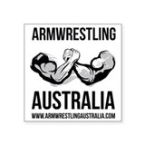 Armwrestling Stickers