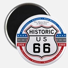 Route_66 Magnet