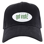 got irish? Black Cap