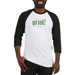 got irish? Baseball Jersey