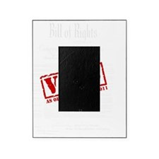 bill-of-rights-void-black Picture Frame