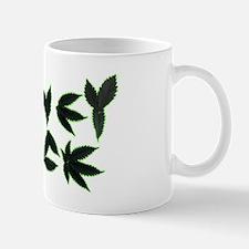 leaf logo 2 Mug